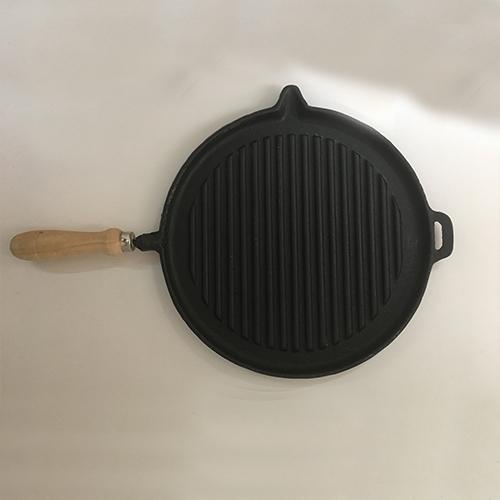 Bifera rejilla con mango de madera tu horno de barro - Rejillas de barro ...